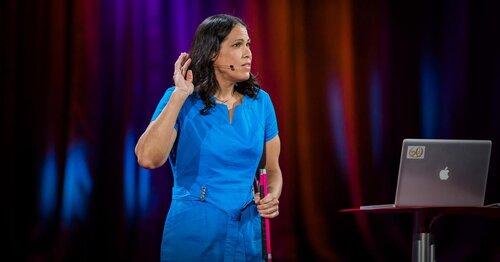 Wanda Díaz-Merced. Fotografía:  Ted.com