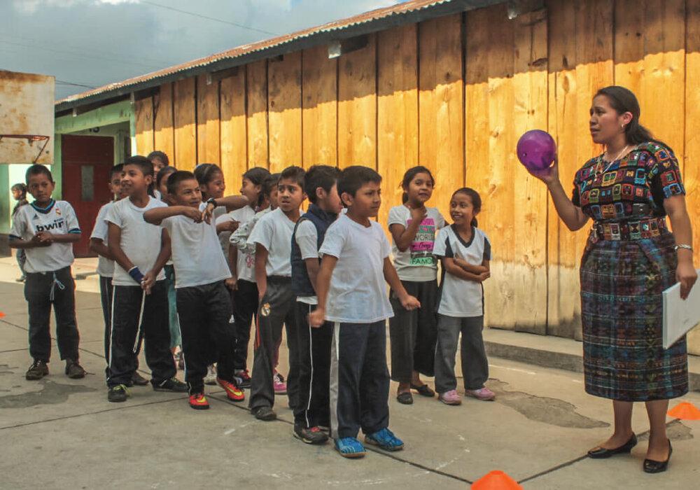 Foto cortesía de Educación para Compartir.