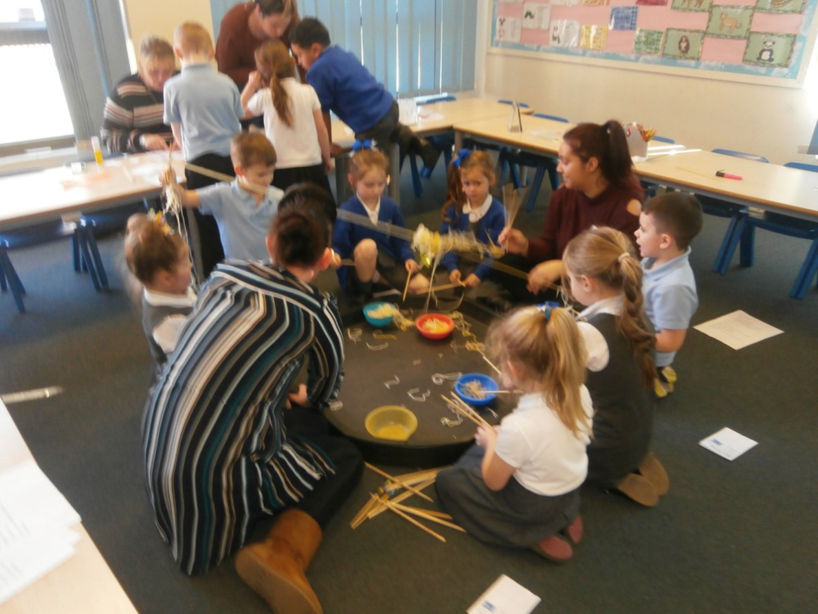 KS1 themed afternoon (Asia)