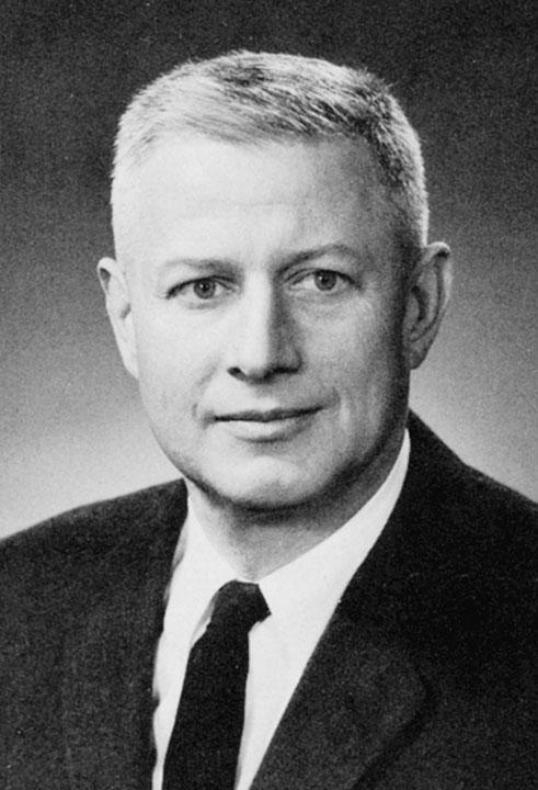 """<div class=""""ch"""">William D. """"Bull"""" Alexander, member of the faculty from 1943-1971, math teacher, football coach</div>"""