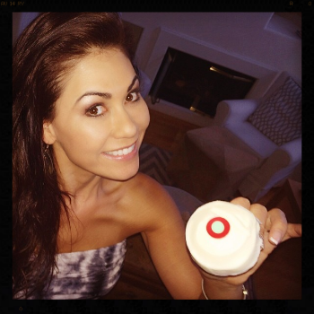 Kimi is obsessed with cupcakes! She loves Sprinkles Cupcakes in La Jolla.