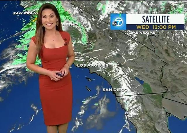 Hope you're tuning in for the latest updates on the series of storms!  @abc7la #LAweather