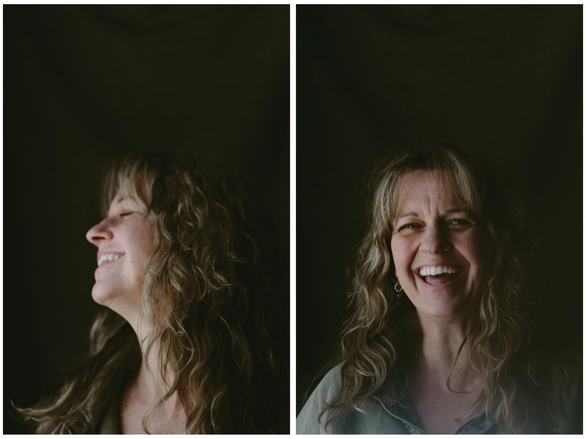 meet sandy - she's my momma // strong, resilient & full of love. the best kind of mom & woman // she's a massage therapist & loves the body & all the wonder & wisdom it gives us // she has a strong faith // she loves loves loves to dance especially to some Michael Jackson //honey humans series // two