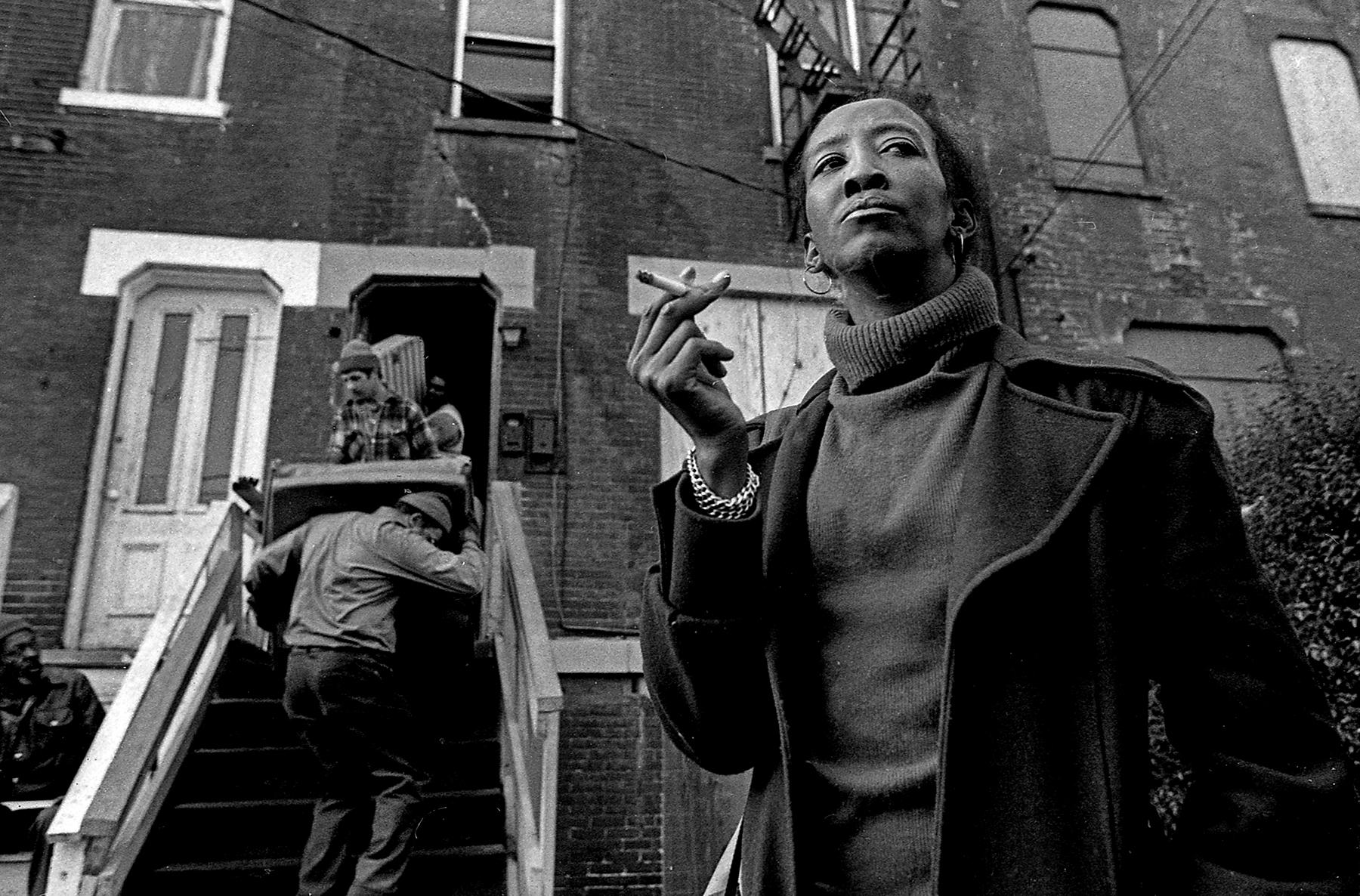 Eviction, Poughkeepsie, N.Y., 1985