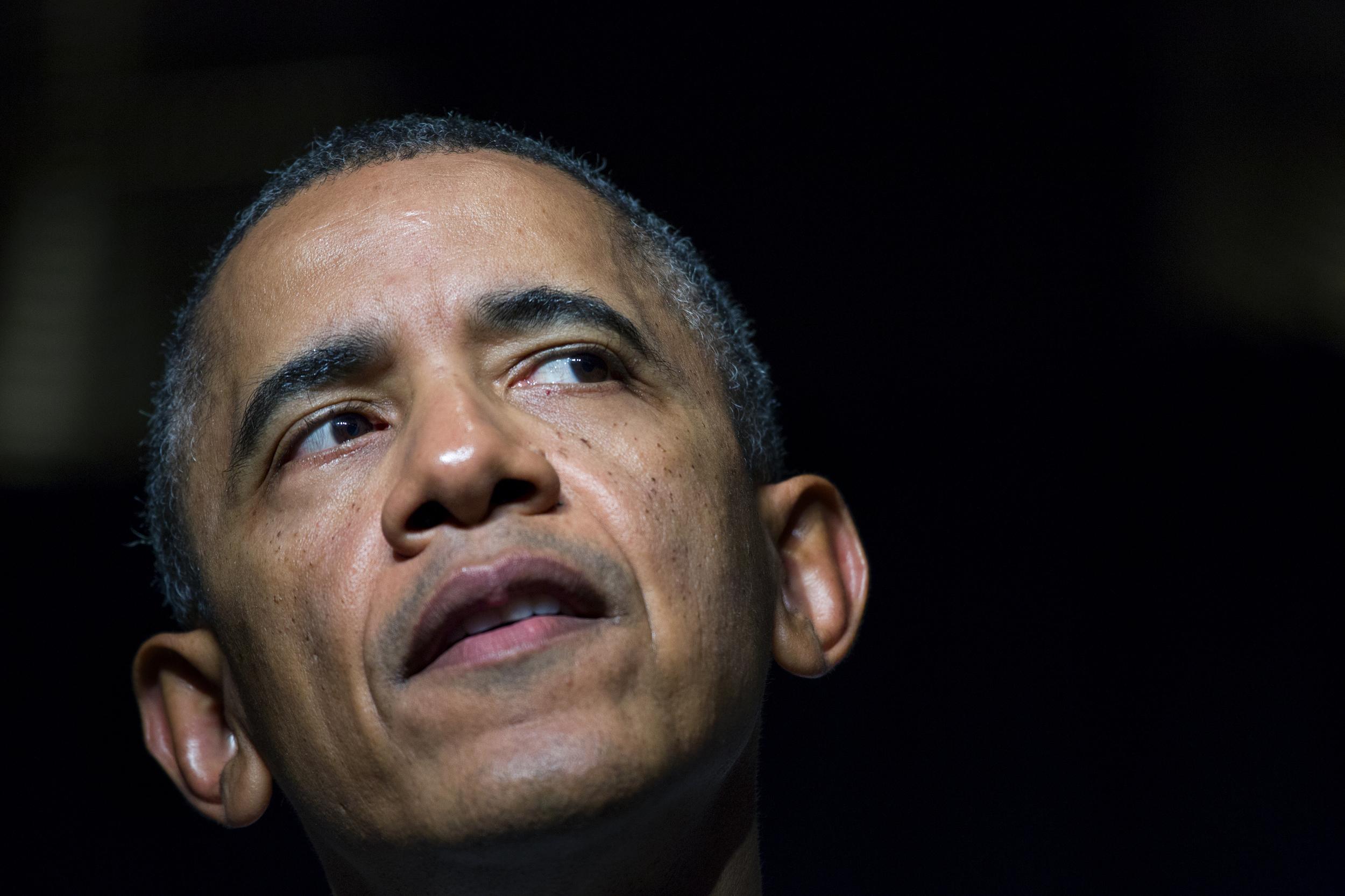Pres. Barack Obama addresses National Action Network, New York, 2014
