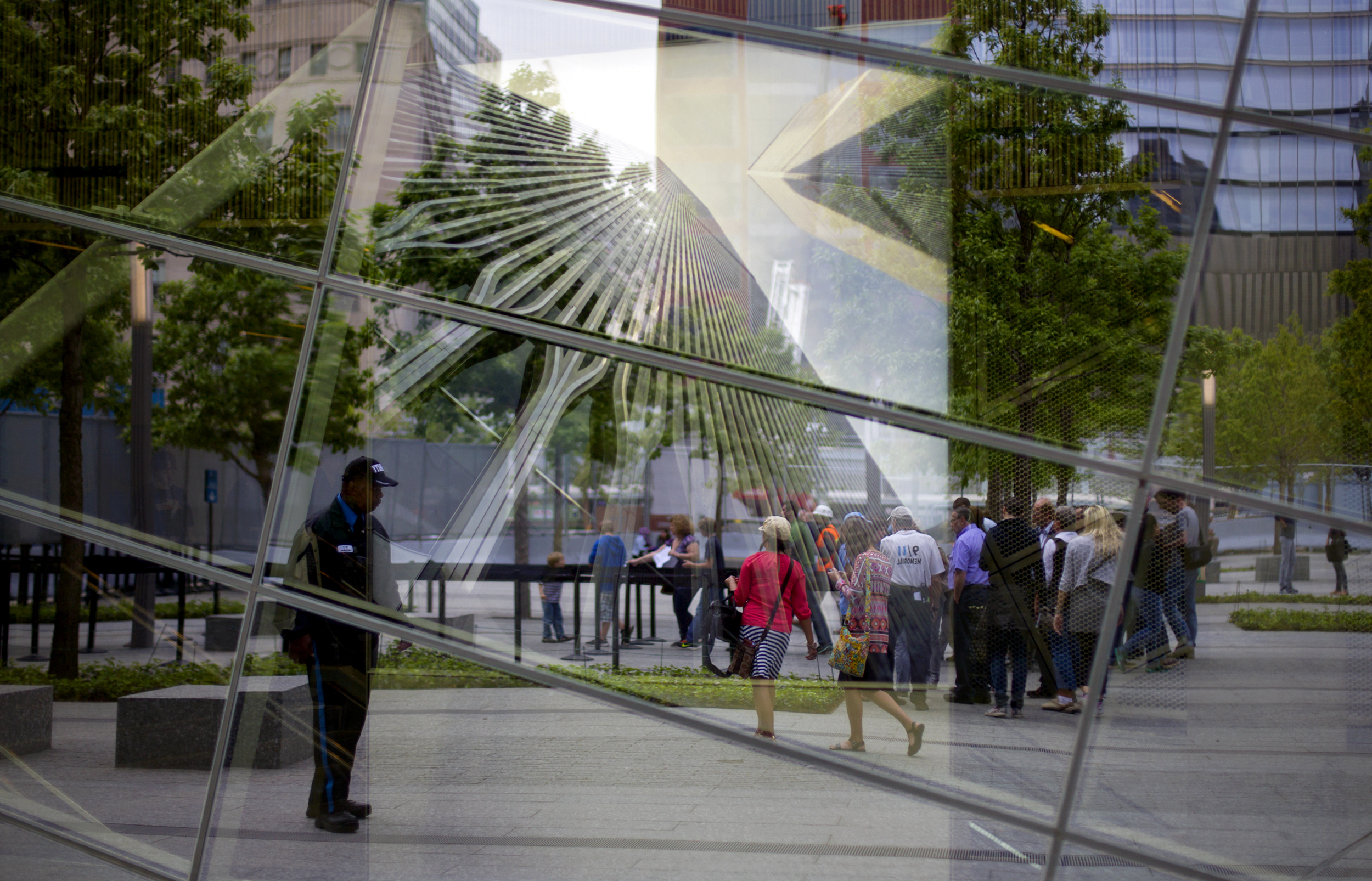 Reflections at the 9/11 Memorial Museum blend past, present, 2014