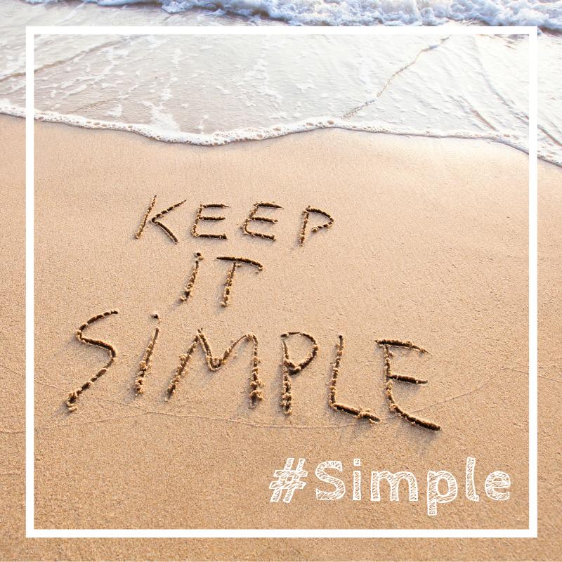 Nous rendons ce qui est complexe simple.