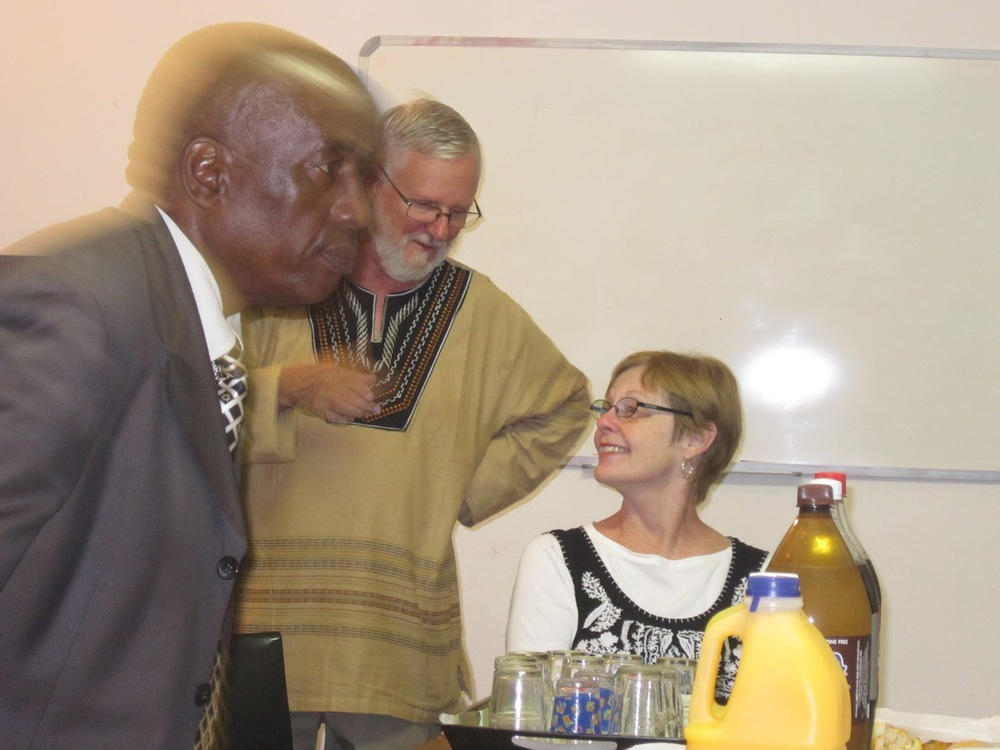 Bonny Bashe welcomes Karen Spencer
