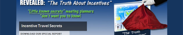 The Truth About Incentives