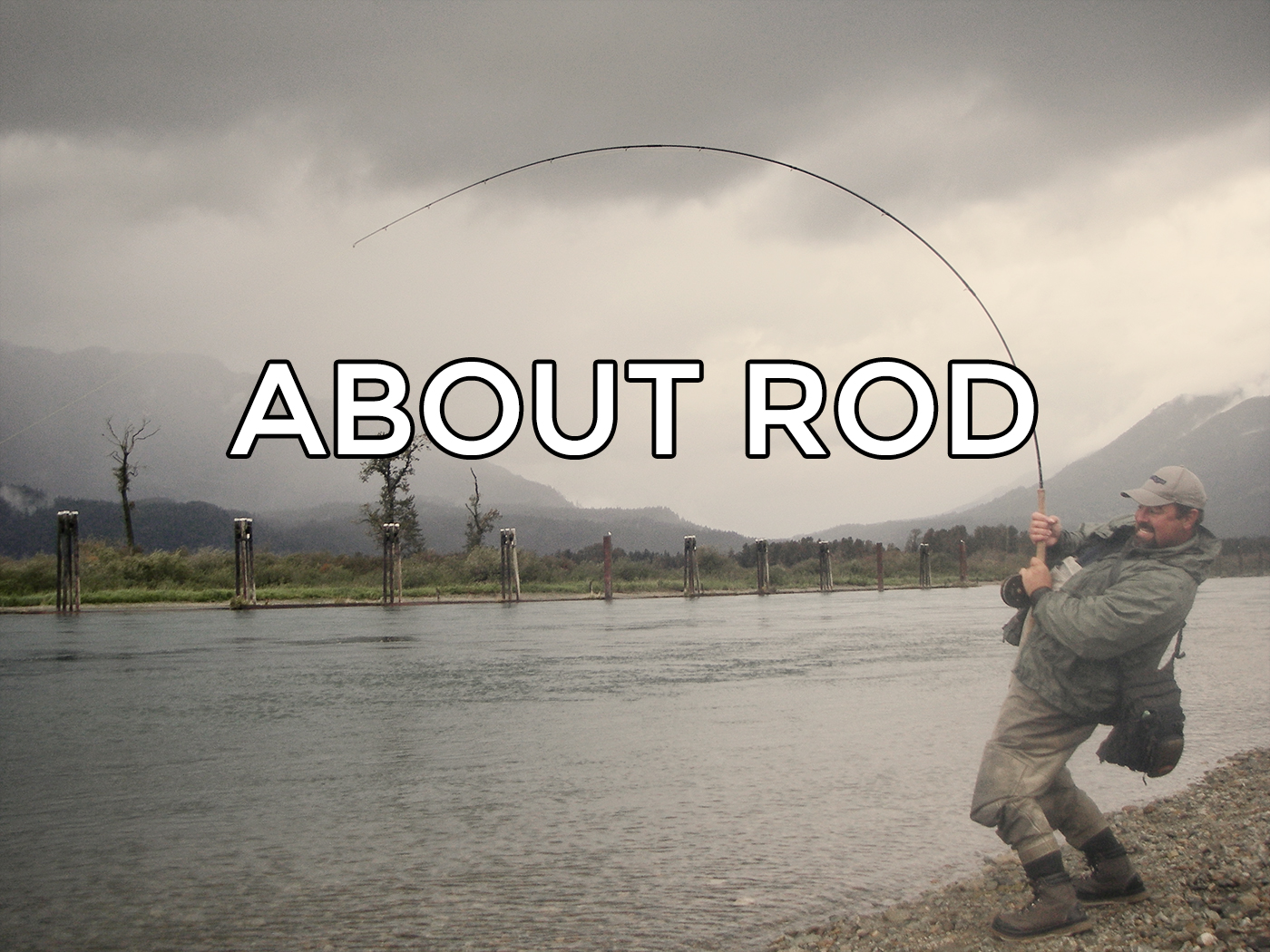 ABOUT BENT ROD