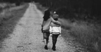 divorced children