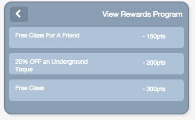 View Rewards Program