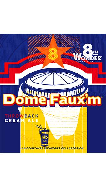 $6.00 - 8th Wonder Dome Faux'm