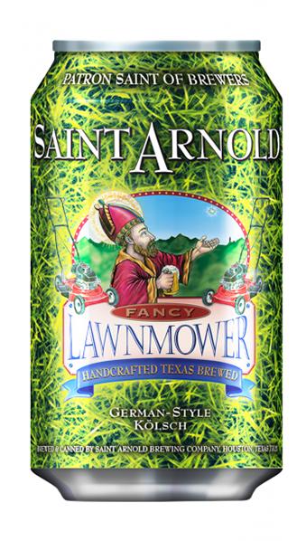 $6.00 - St Arnold Lawnmower