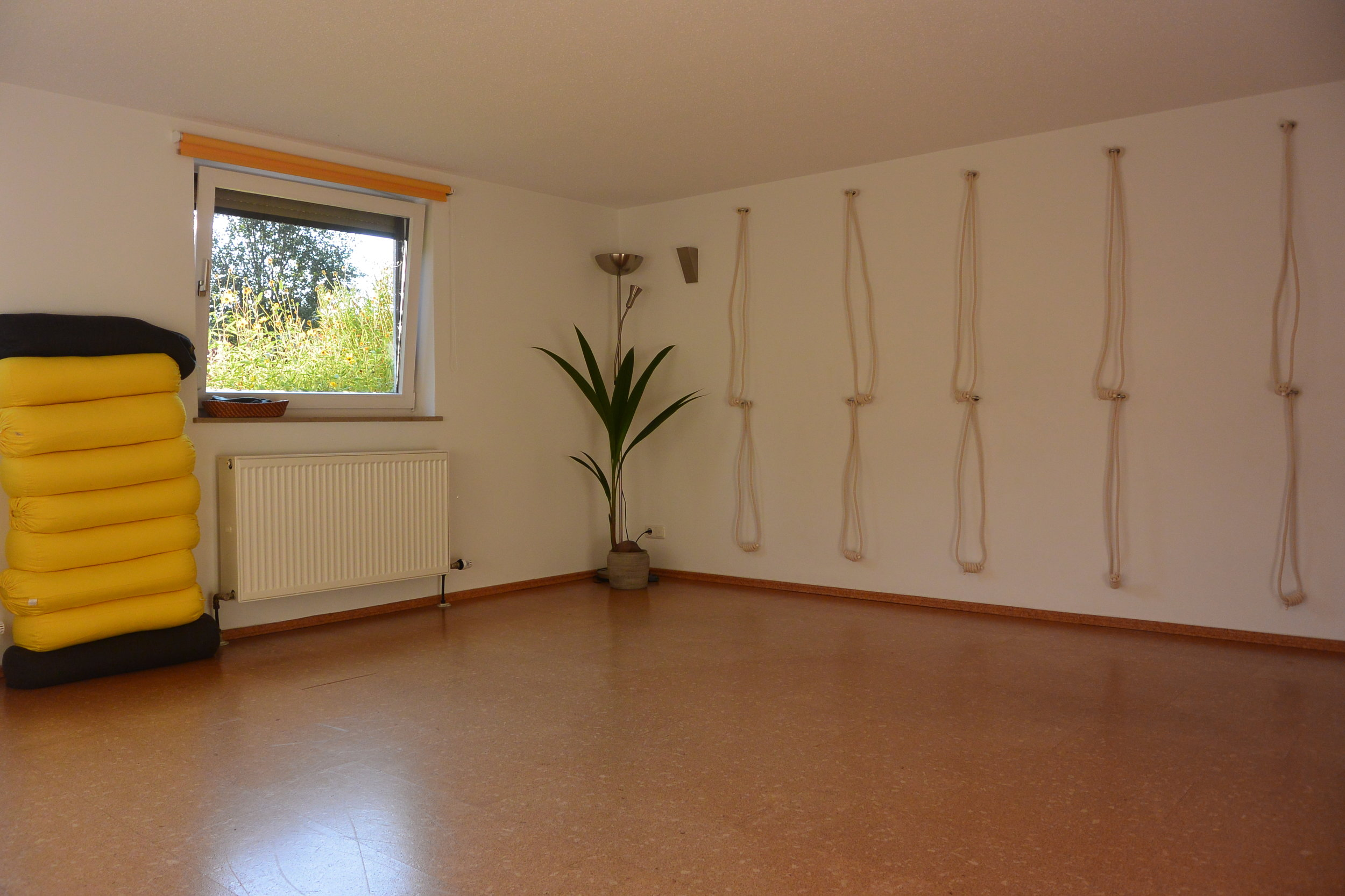 Yoga-Studio Weiden-Neunkirchen--klein, aber fein!