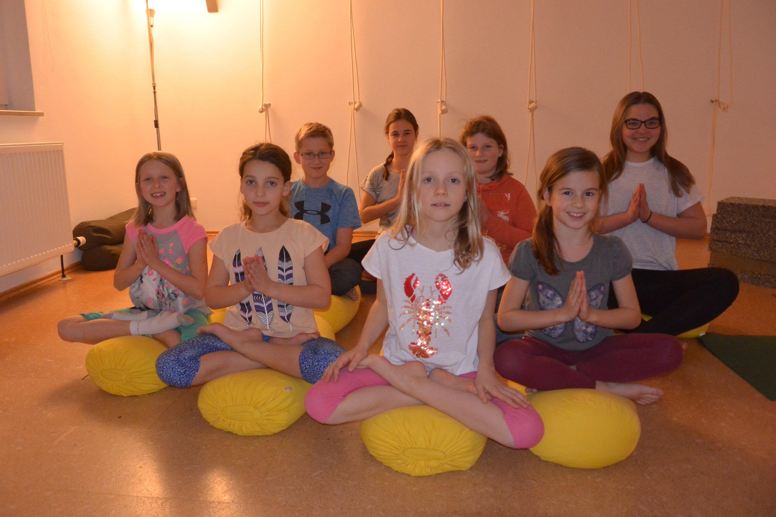 Yoga Weiden Kids 2016-17