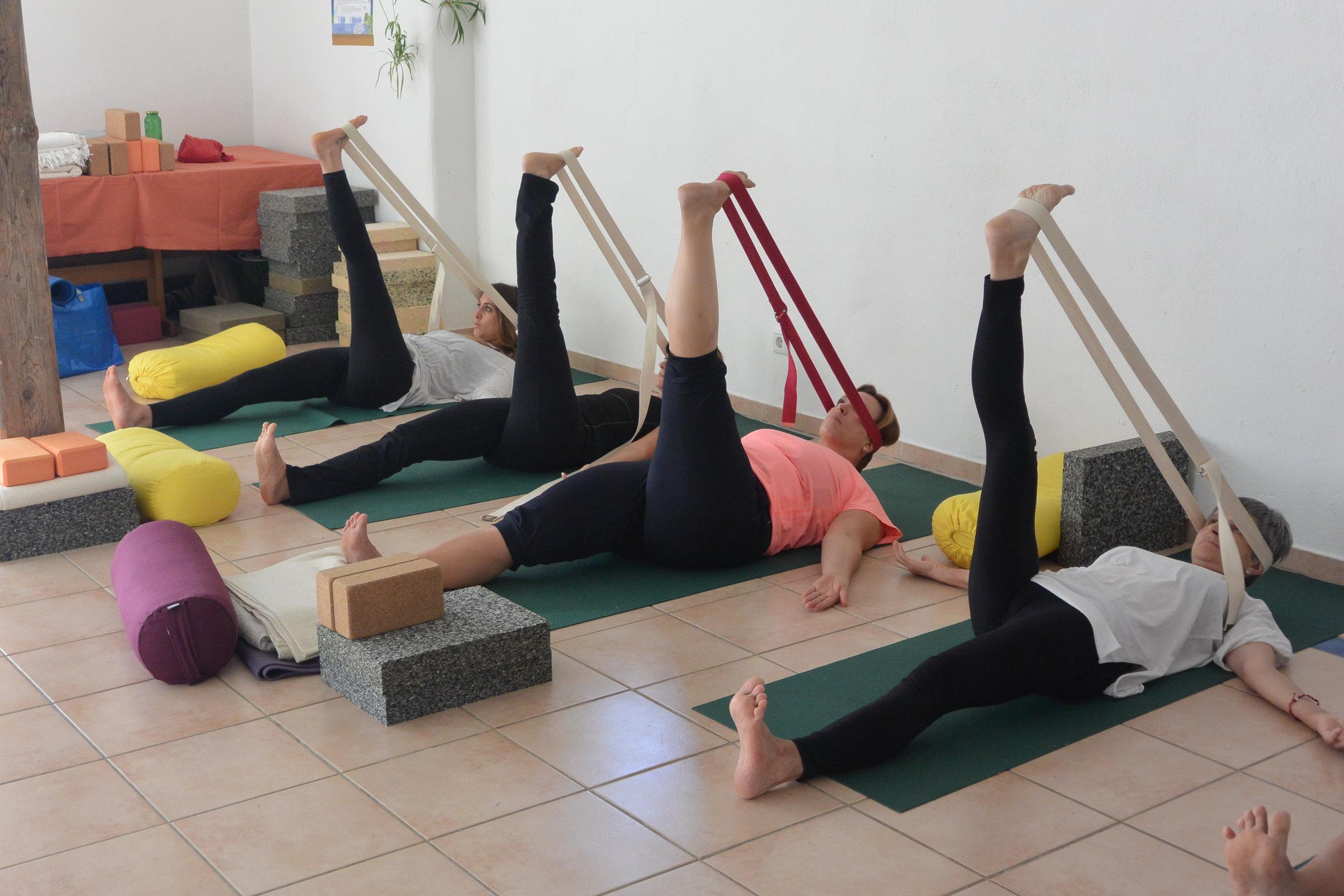Deinsdorf Yoga-Wochenende 2017