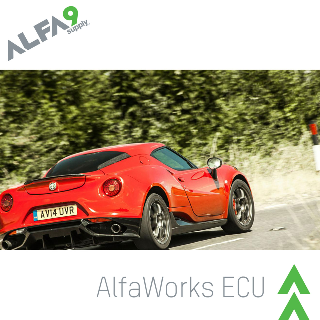 Alfa9 Alfa Romeo 4c Ecu Tuning Alfa9 Supply