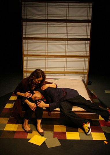 Animals Out of Paper, by Rajiv Joseph // Boise Contemporary Theater, 2009