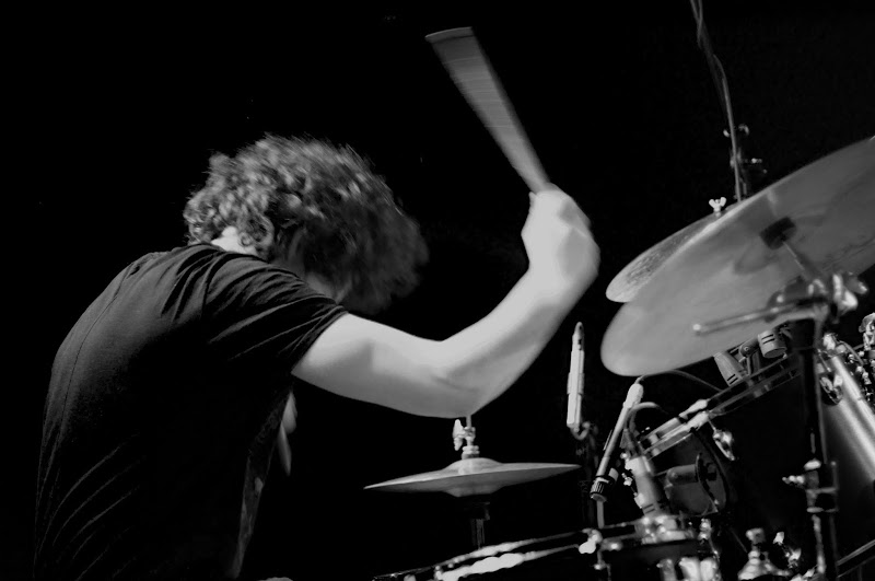 ... a driving beat from one of our talented session drummers can make a track