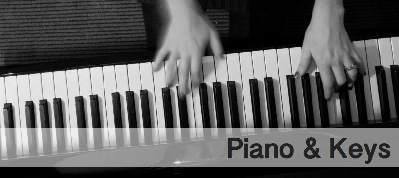 Piano & keys