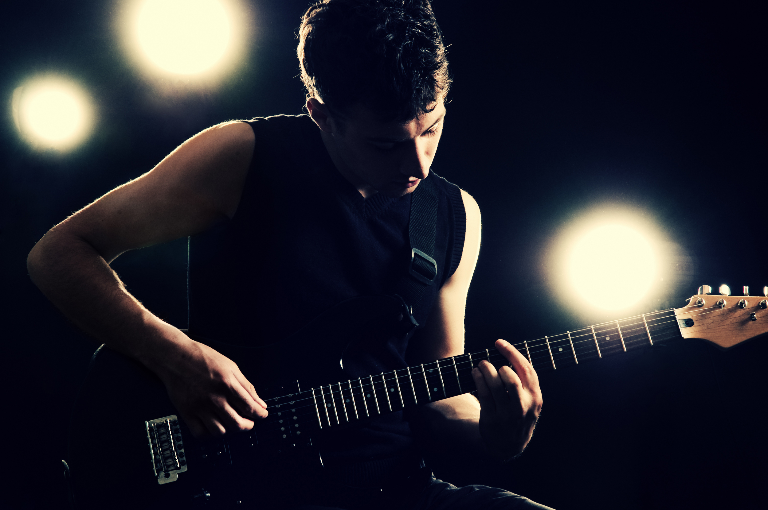 Is a pro session musician the answer?
