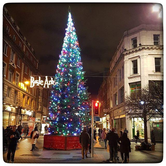 #Dublin #dublinchristmastime