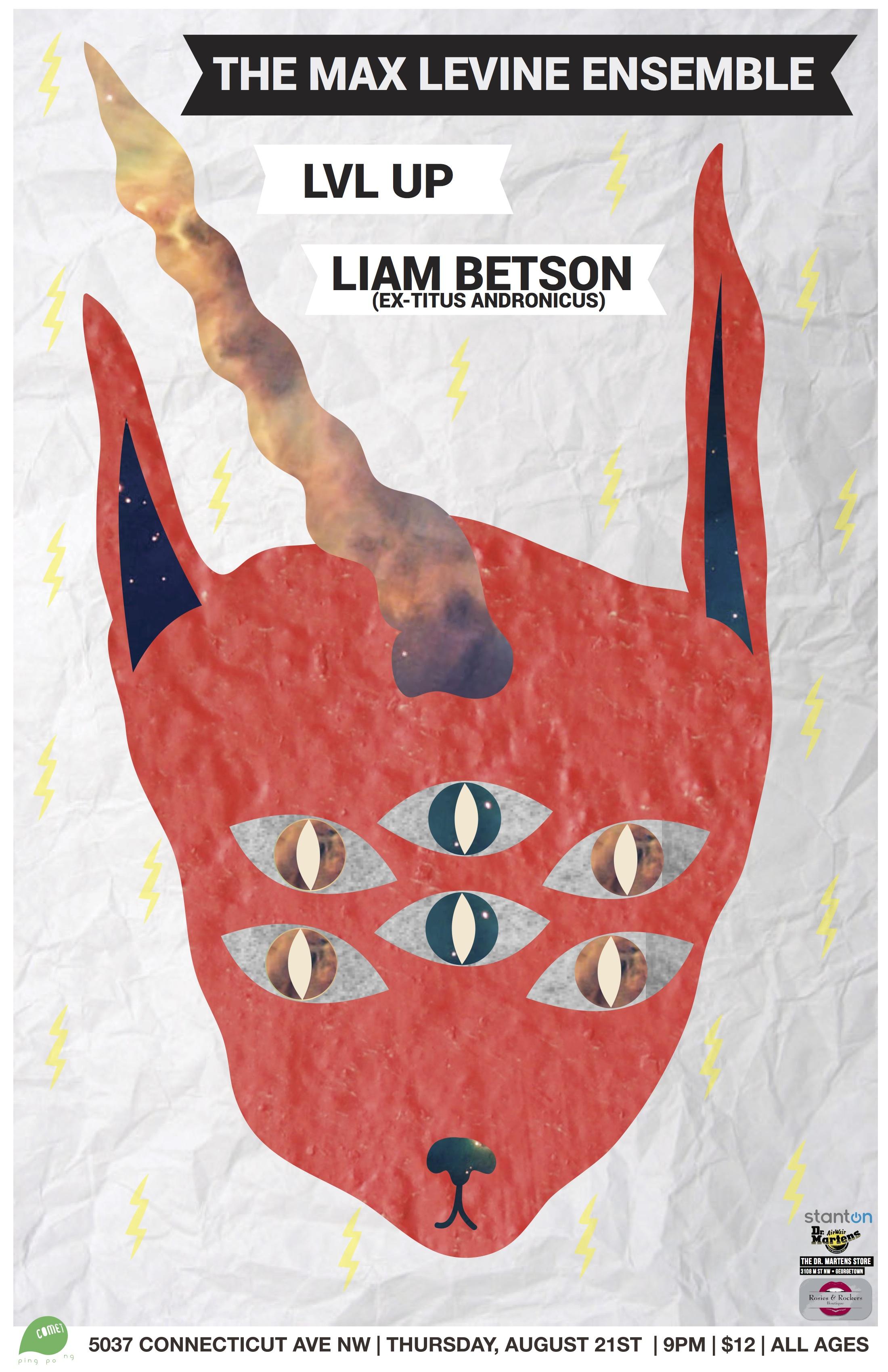 Poster via  Jourdan Betette