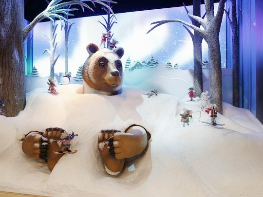 Lord & Taylor Holiday Windows