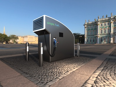 McPhy Energy Simple Fuel platform