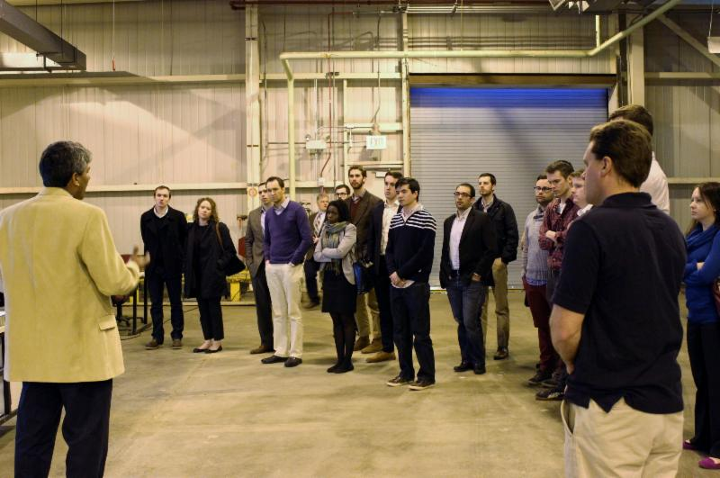 Congressional staff hear progress and lessons learned from University of Delaware's fuel cell bus program