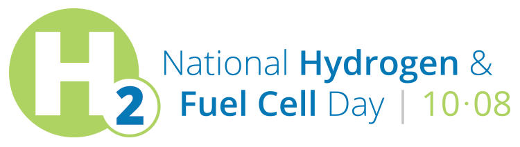 National Hydrogen & Fuel Cell Day - October 8, 2019
