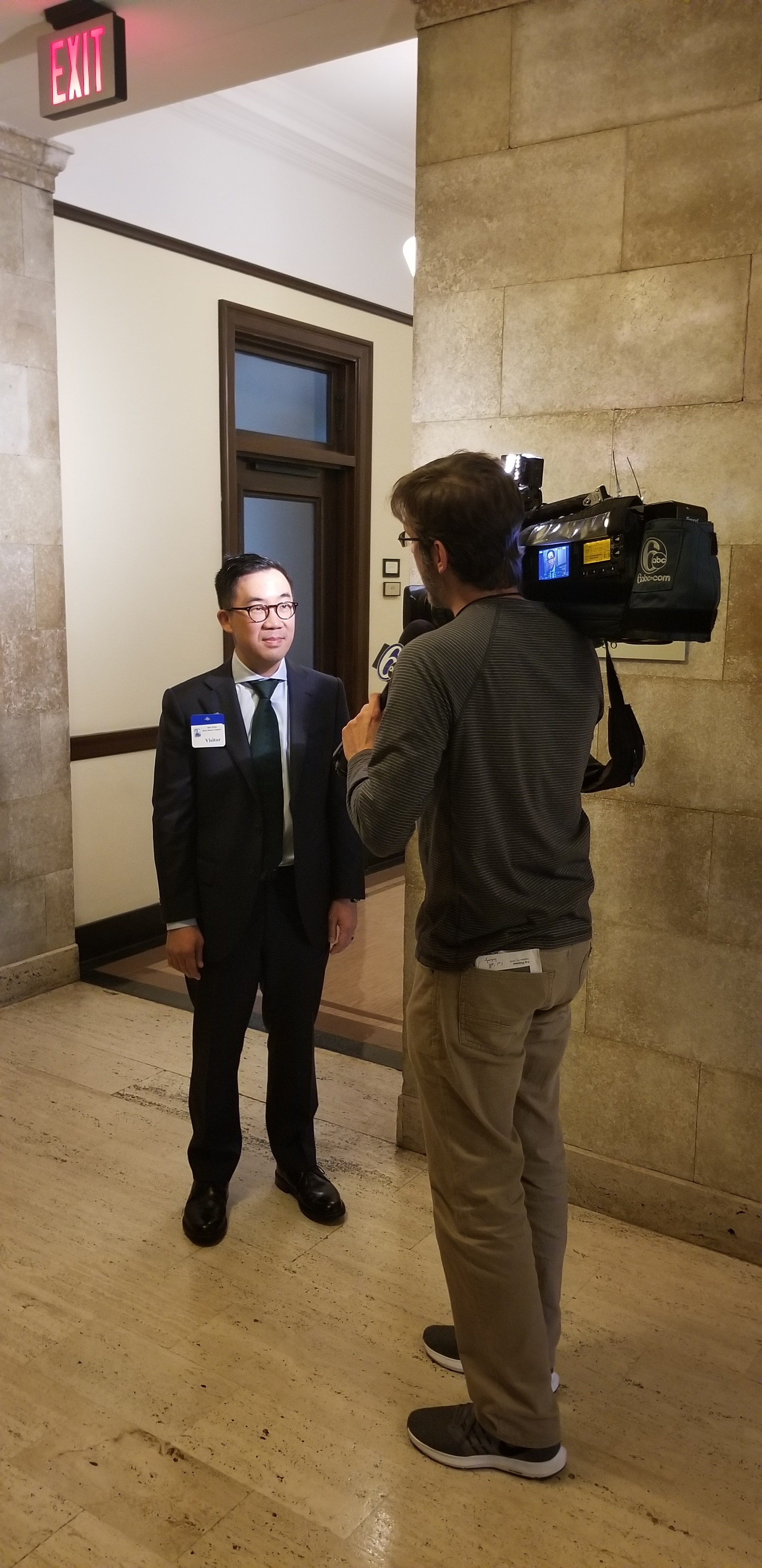 Toyota's Edmond Young discusses the auto manufacturer's current and future efforts to deploy fuel cell vehicles and hydrogen infrastructure in the United States.