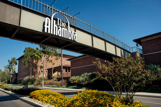 The Alhambra development project will soon be home to a Bloom Energy Server installation.. Source: SGV Tribune