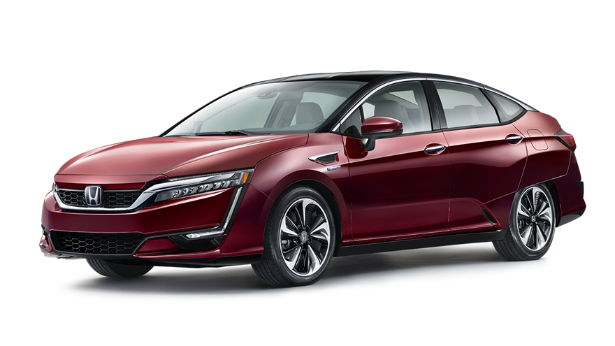 The 2019 Honda Clarity Fuel Cell