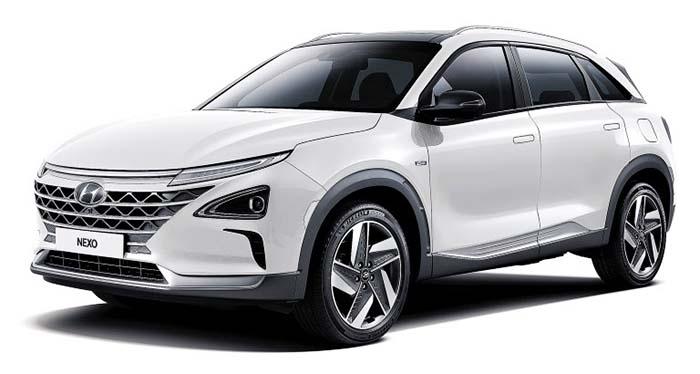 The 2019 Hyundai Nexo