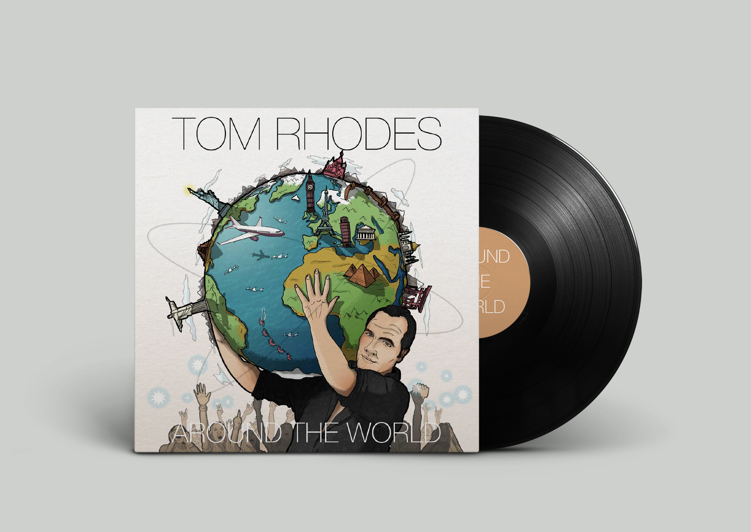 Record Cover - Front