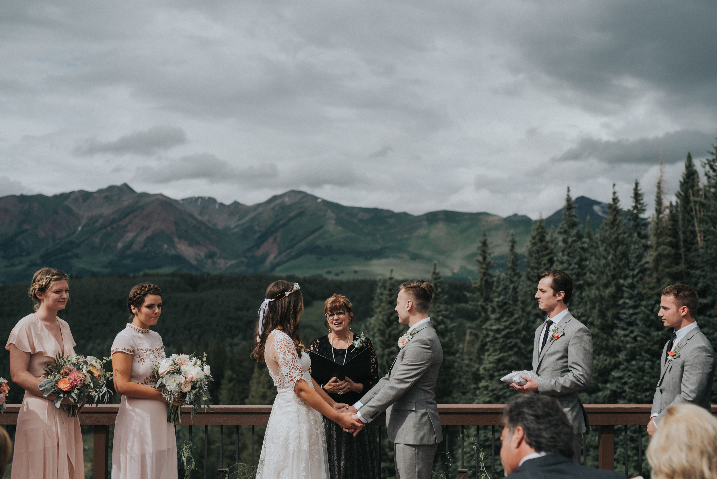 Crested Butte Wedding