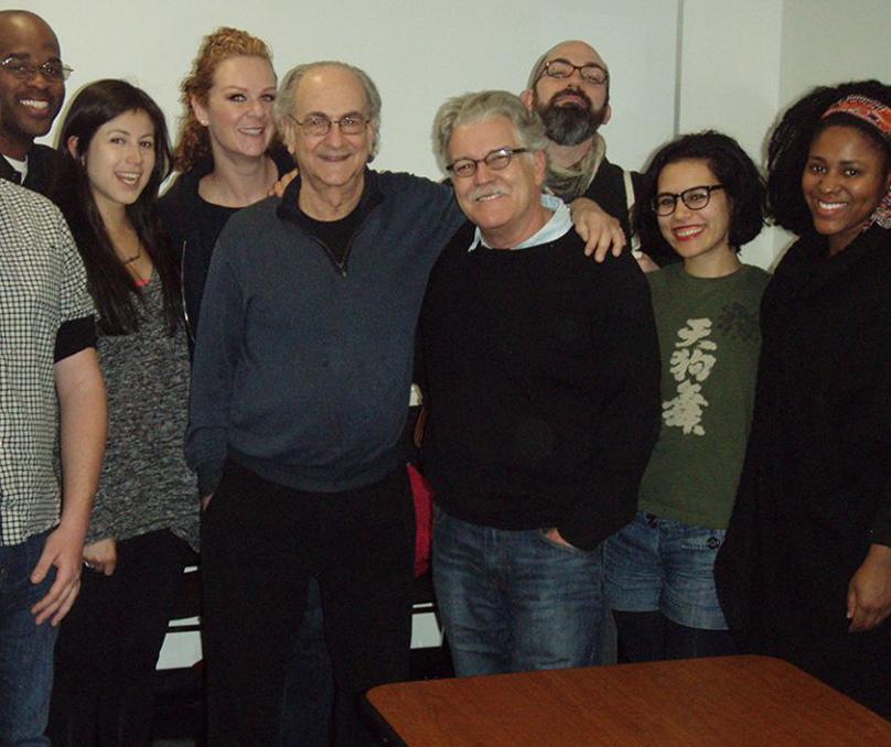 Playwriting Seminar with Lyle Kessler