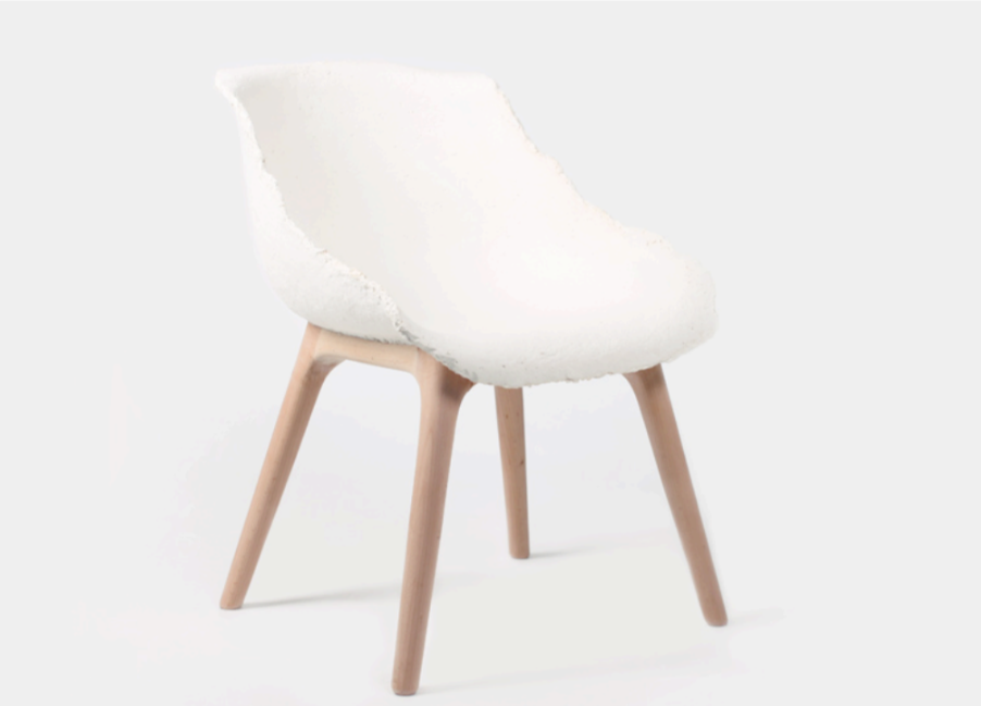 Example of potential use 2: Chair from Yu Hang