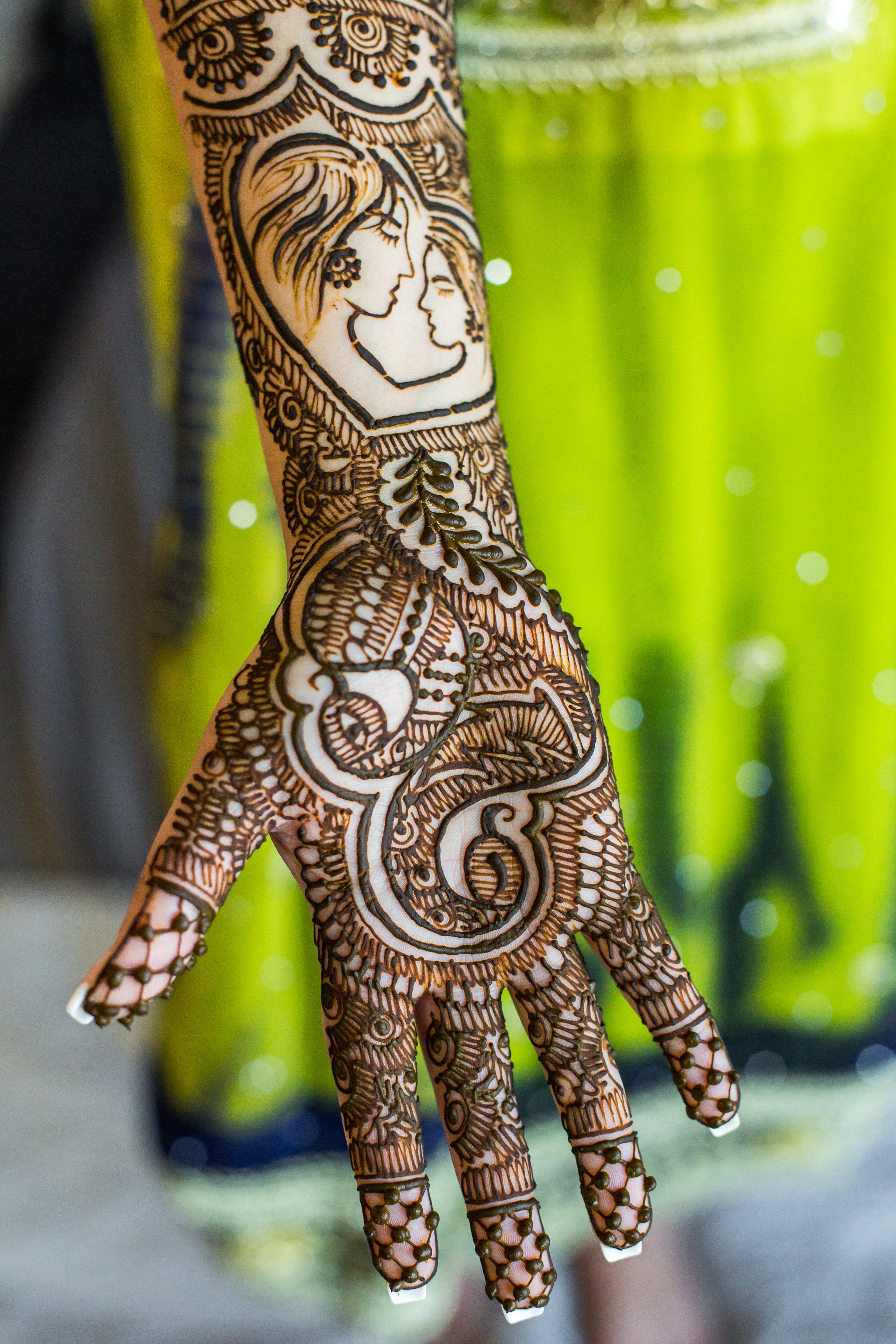 Henna 101 and Artisinal Wine Sampling