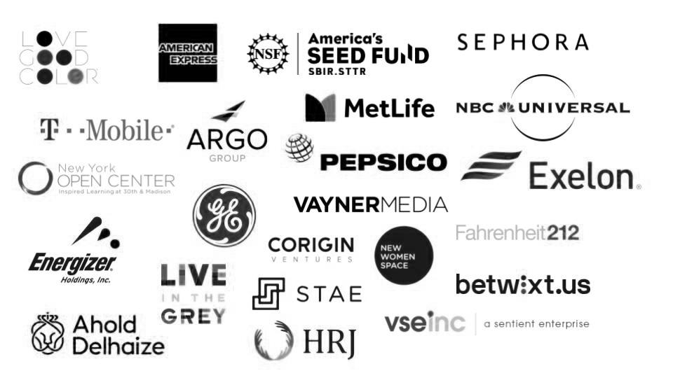 Executive & Senior Level Organizational Clients