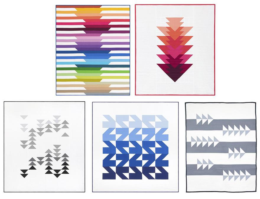 Initial K Studio Quilt Patterns