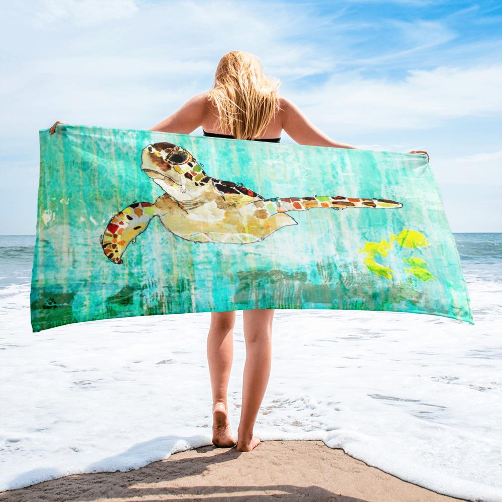 "Turtle Beach Towel 30""x 60"" Towel"