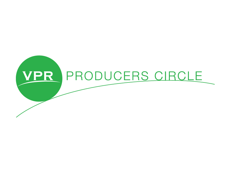 Vermont Public Radio | Producers Circle Logo Design