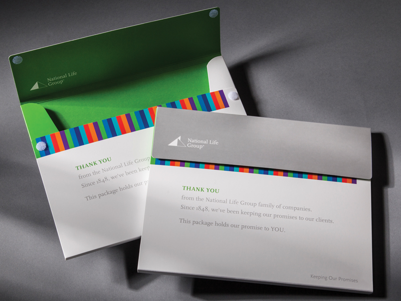 National Life Group | Policy Box Design