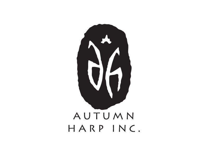 Autumn Harp   original