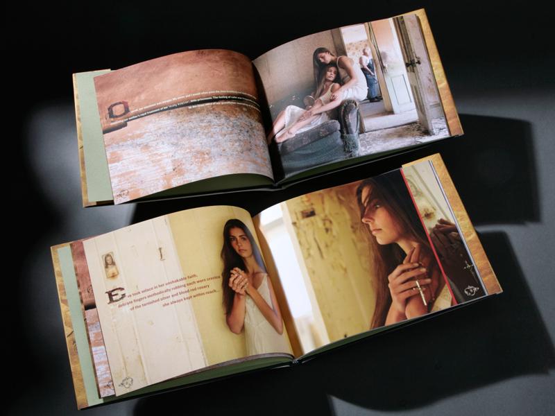 Packert Photography | '5 o'clock… Chicken' Book Design