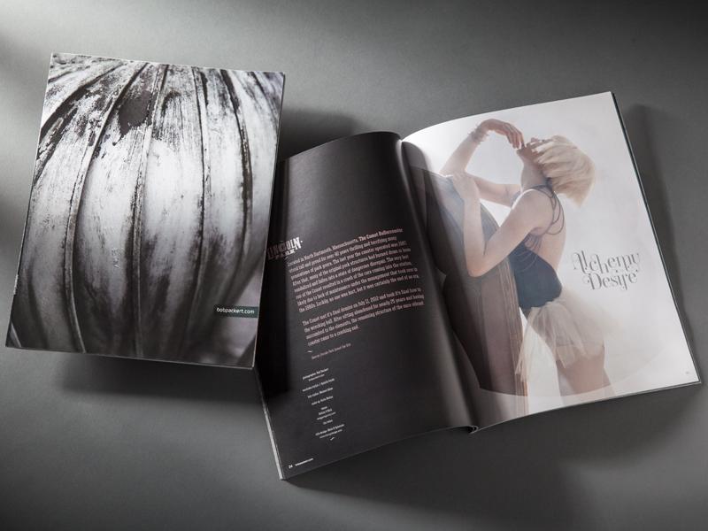 Packert Photography | Packert Magazine Design, Vol. 1