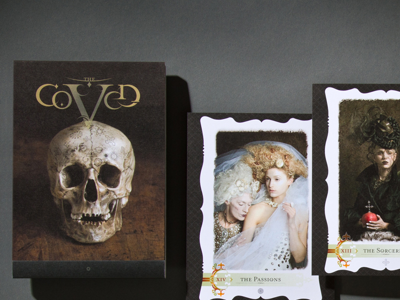 Packert Photography | 'The Coven' Postcard Designs
